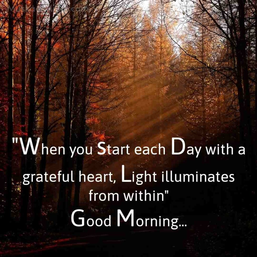 Good Day Quotes Morning