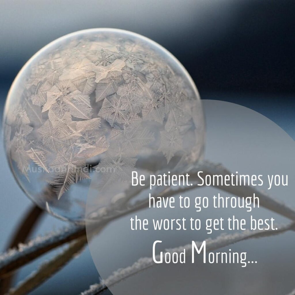 Morning Winter Quotes